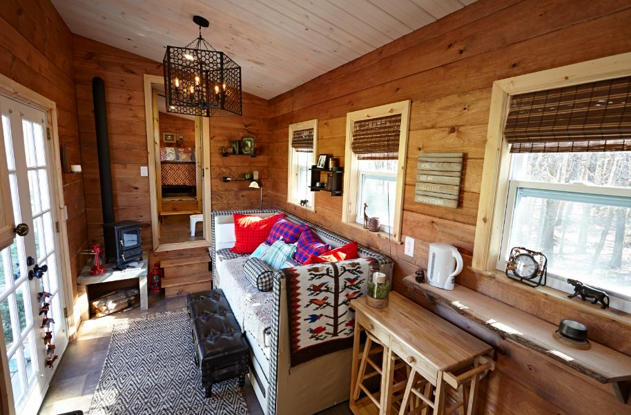 Nomad'S Nest — Wind River Tiny Homes