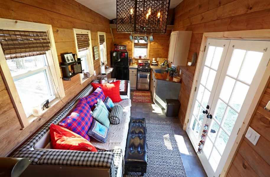 Nomads Nest Wind River Tiny Homes