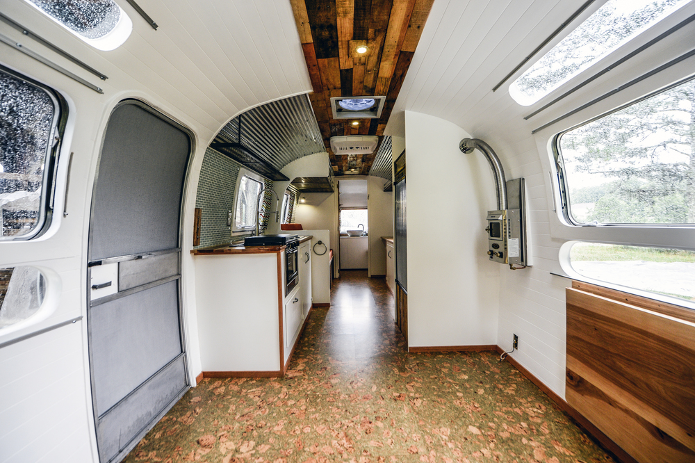 Airstream Wind River Tiny Homes