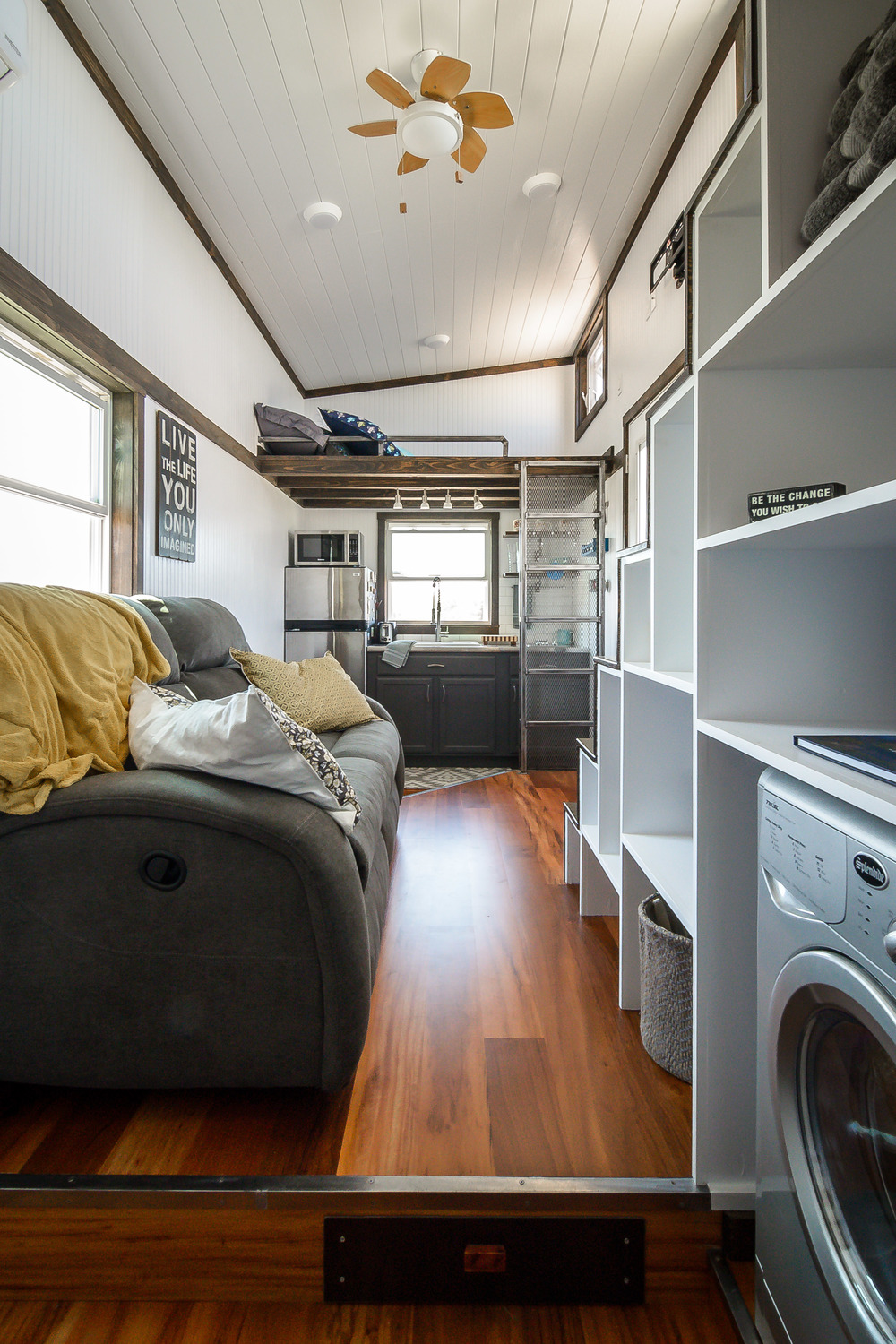 The Triton Wind River Tiny Homes