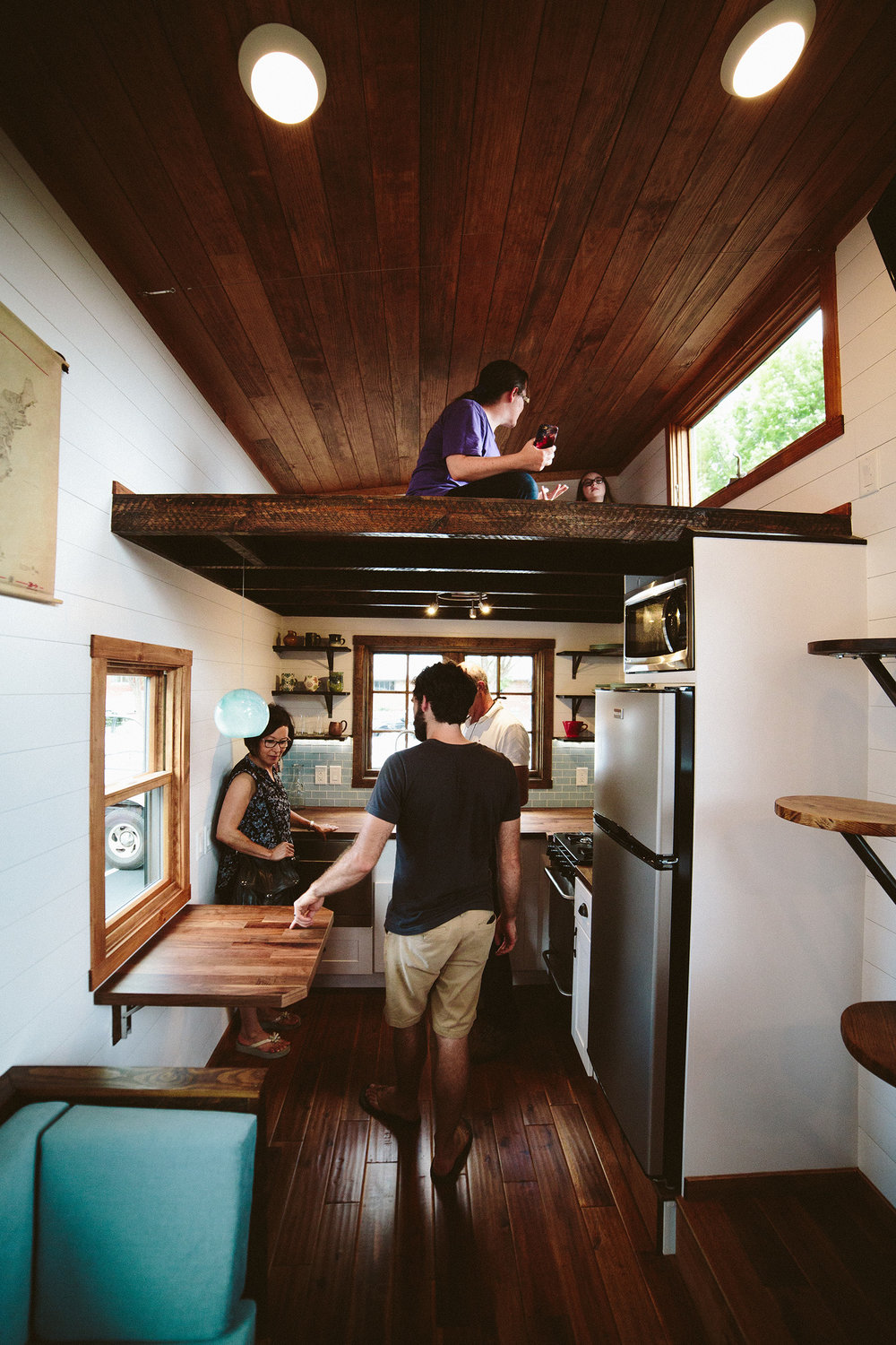 """Want to join a tiny house community? Wind River Tiny Homes can help. - """"By contracting an experienced builder like Wind River Tiny Homes, you can be sure your tiny house is built to the standards required by the community you wish to call home."""""""