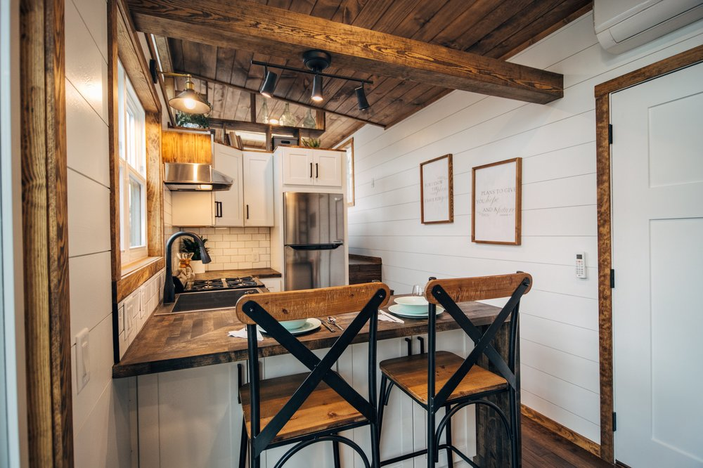 The Lupine Tiny House by Wind River Tiny Homes