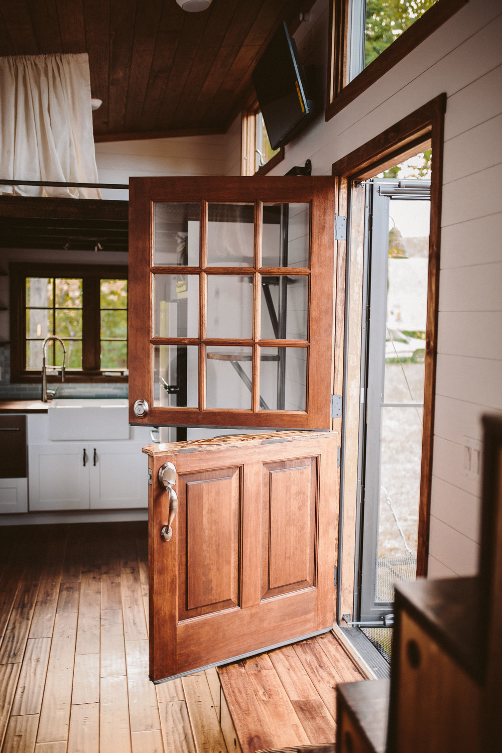 The Mayflower - by Wind River Tiny Homes