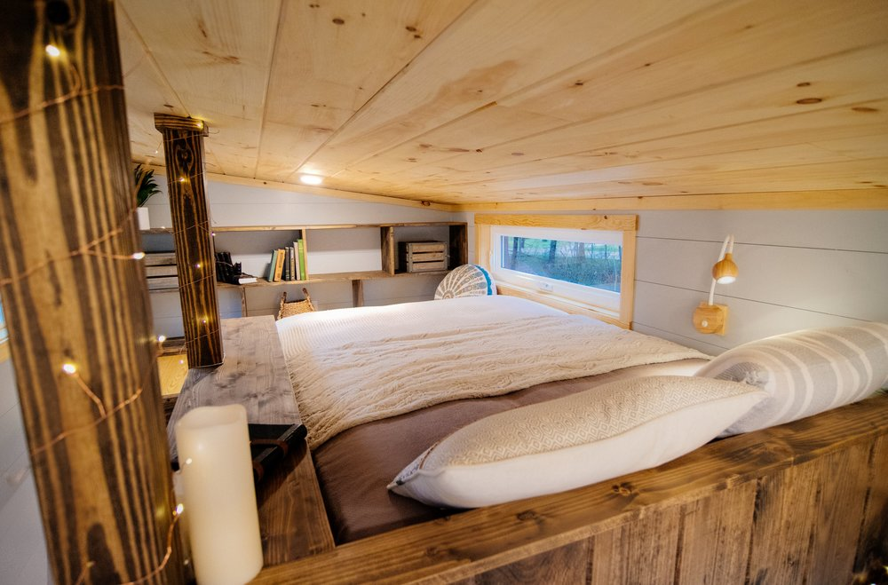 The Lykke by Wind River Tiny Homes