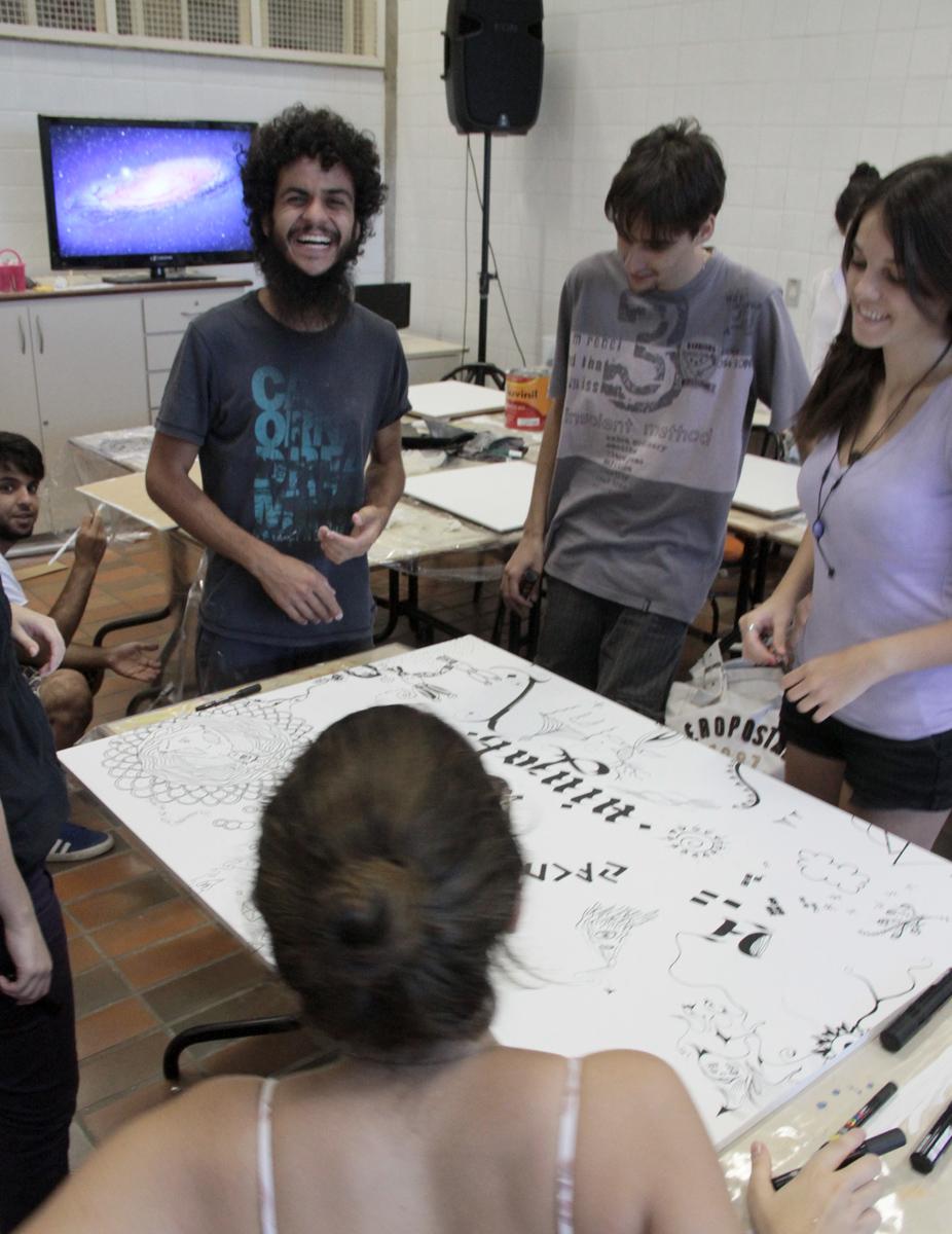 Oficina Sesc Rio Preto 2014