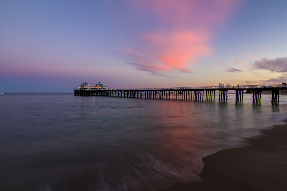 Malibu Pier, CA