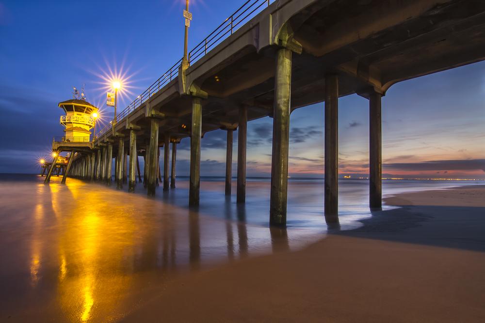 Huntington Beach Pear, CA