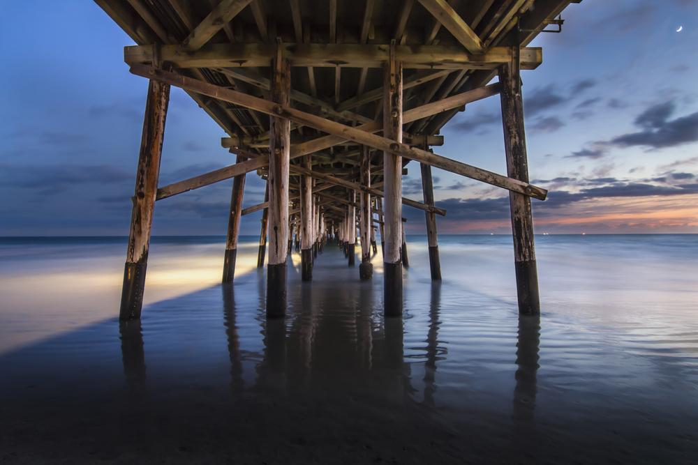 Newport Beach Pier, CA