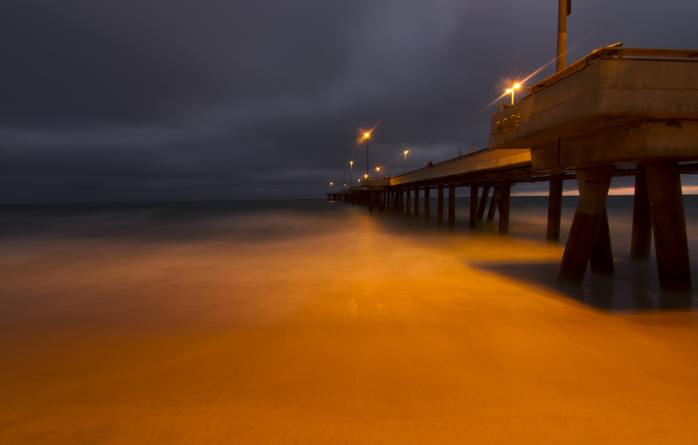 Venice Beach Pier, CA