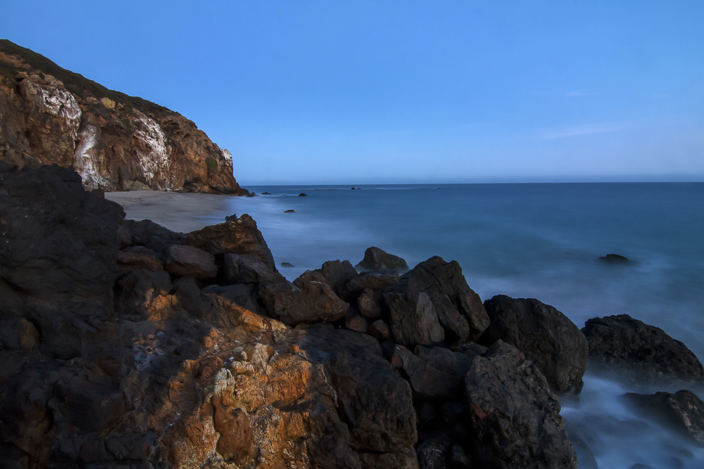Cliffs at Point Dume as Smart Object-1.jpg