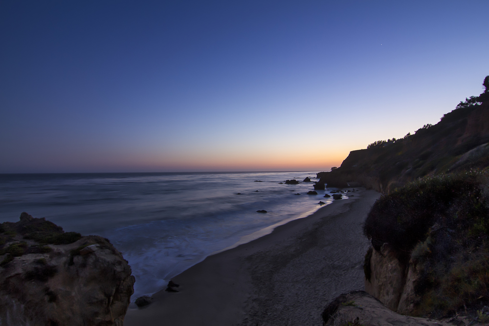 El Matador Beach at Dusk as Smart Object-1.jpg