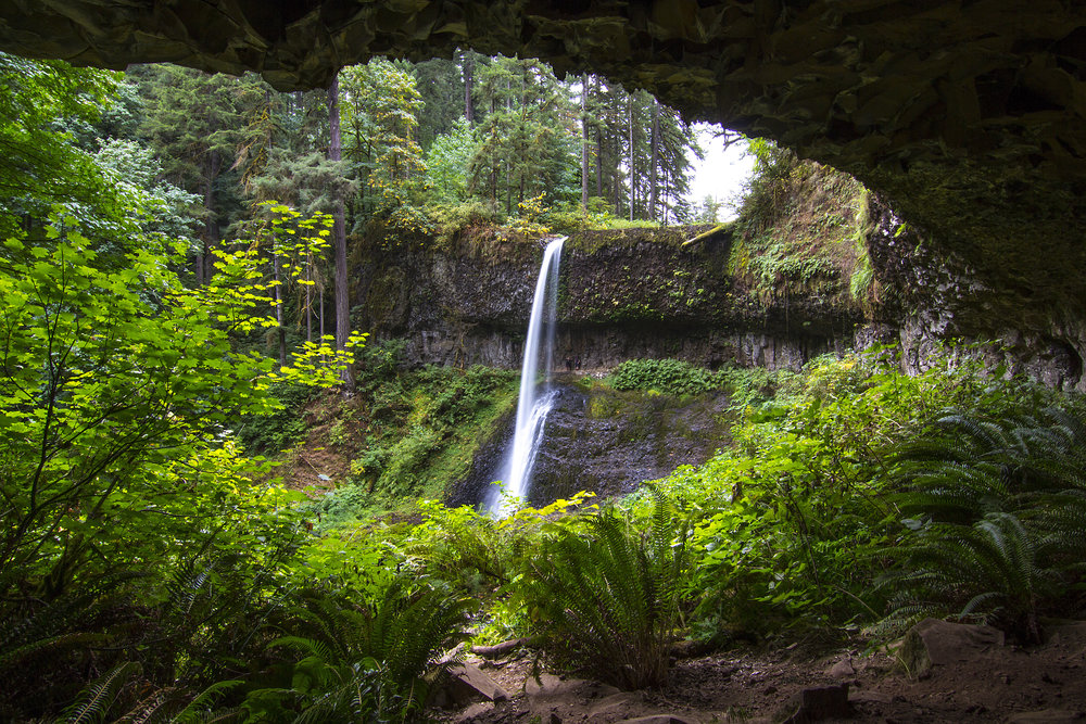 Silver Falls, OR