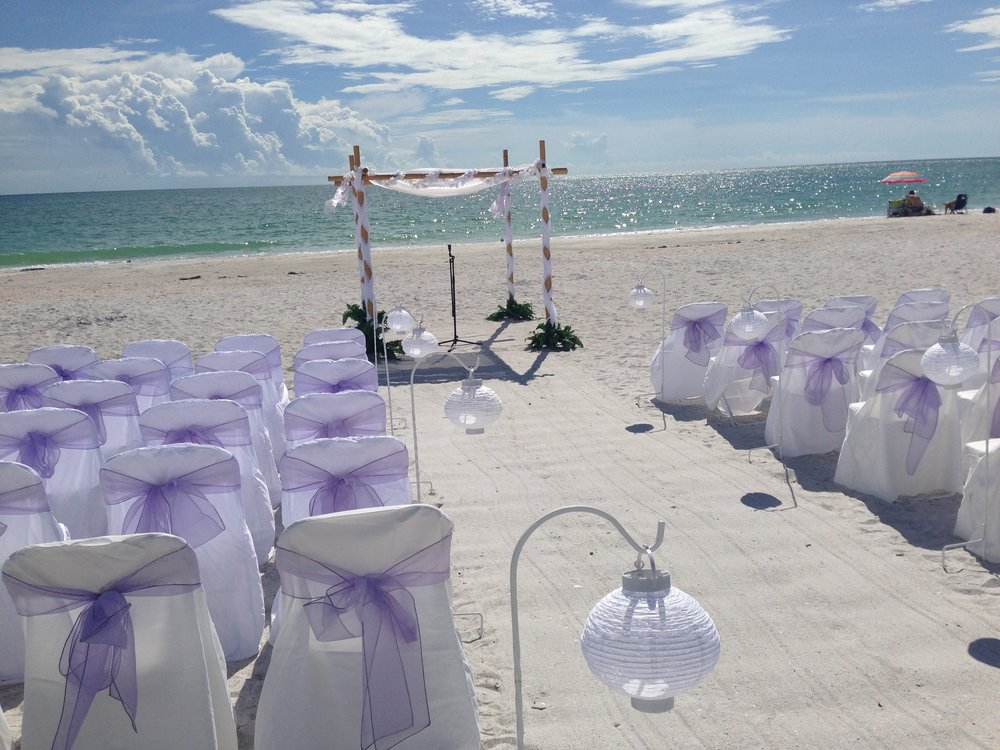 Beach Wedding Complete