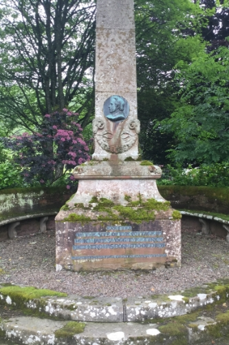 The Hogg Monument