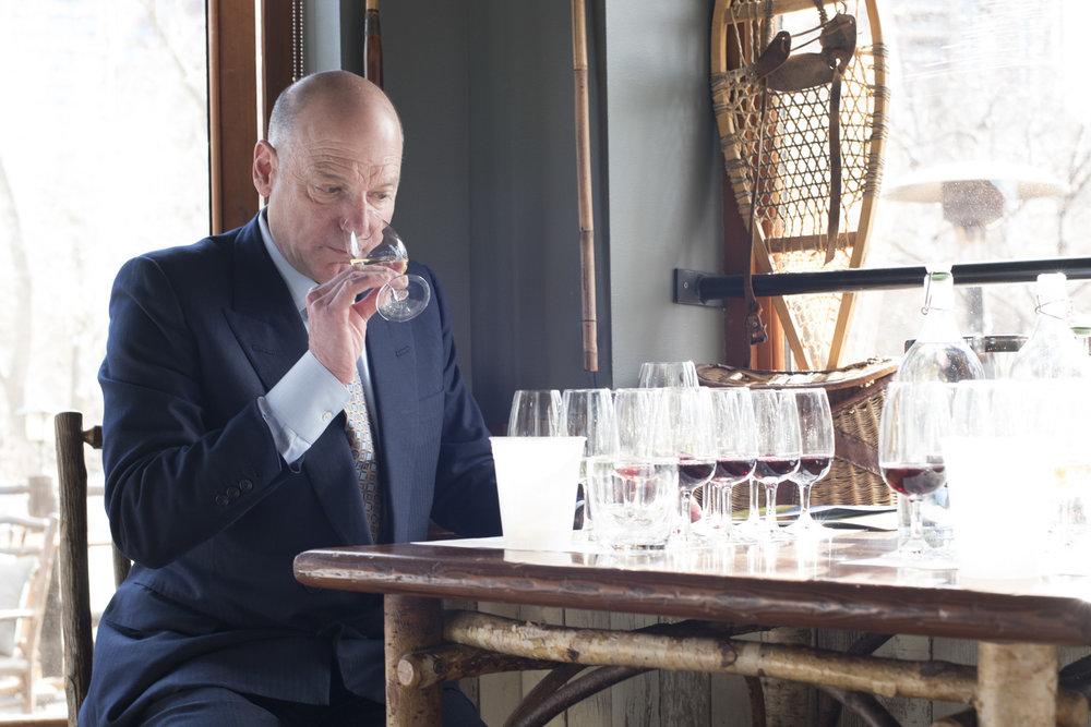 Wine Spectator's Matt Kramer