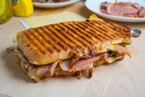 Our Famous Cuban Sandwich