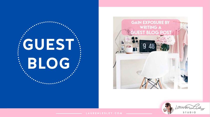 Guest Blog Post