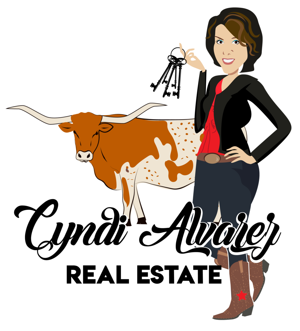 Final Design of Custom Portrait illustration - Here is the final design that Cyndi approved. It is a beautiful vector illustration of herself in her profession as a Realtor. This type of design works wonderfully as a logo for Real Estate Agents.