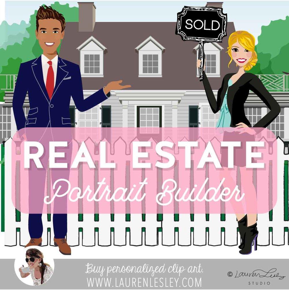 Real Estate Portrait Builder