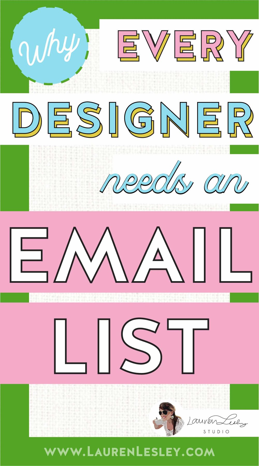Why Every Designer Needs an Email List