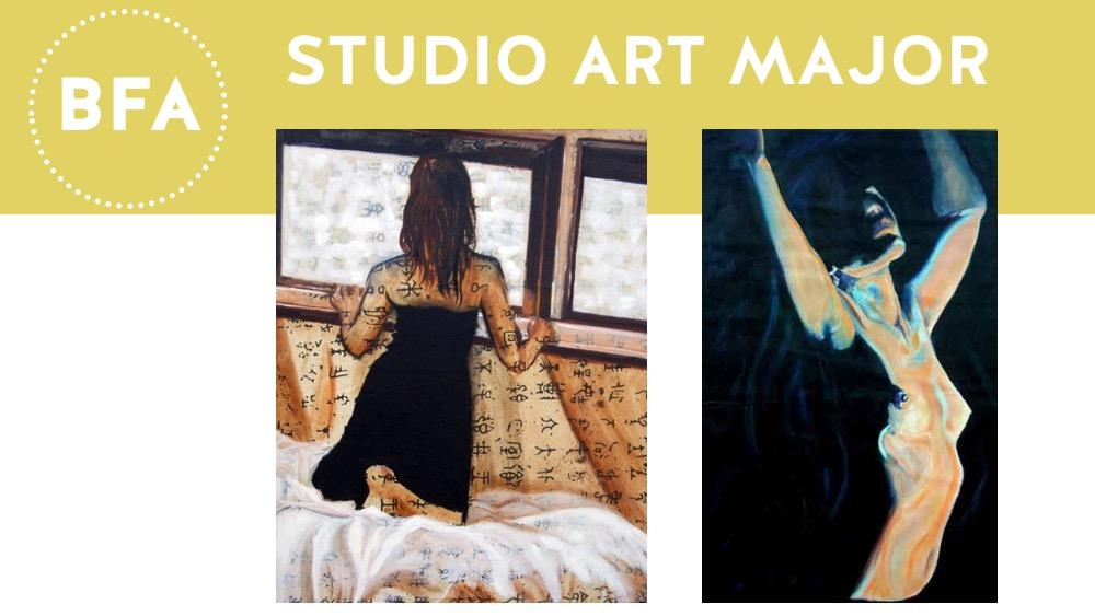 Studio Art Major
