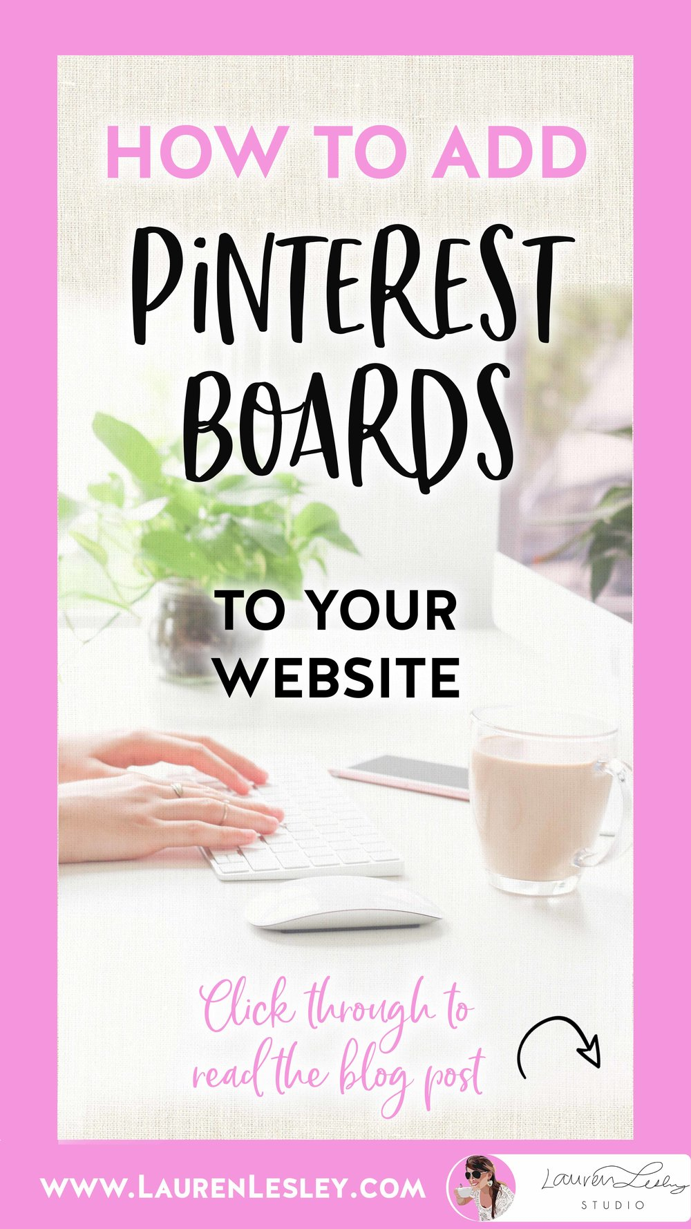 Add a Pinterest Widget to Your Website - And your followers can get the latest trends in real time!