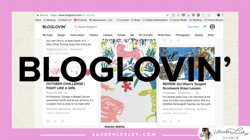 Bloglovin Trend Research