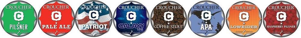 Croucher Beers