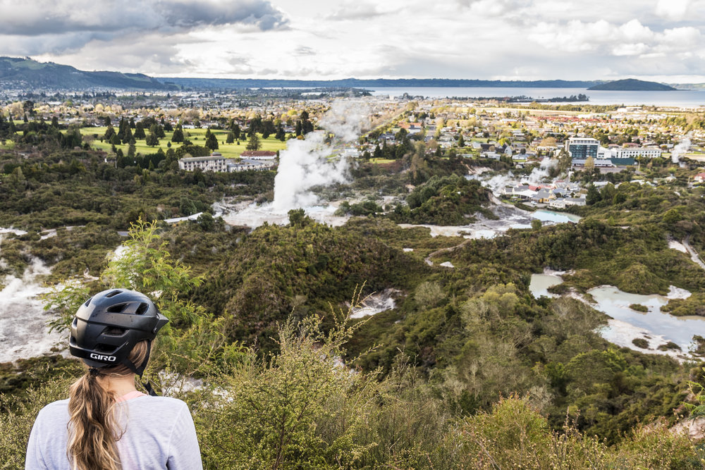 What to do...? - Luckily for people like us who aren't the fastest, craziest, or highest flying, there is plenty to see and do in Rotorua!