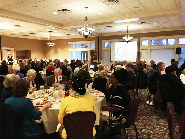 More than 150 guests attended to learn more about our mission.