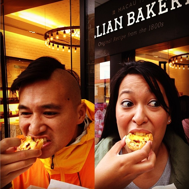 if you find yourself in shanghai, you must find lillian bakery which has the best don ta (egg custard tart) EVER. i still dream of them every day.    - allie