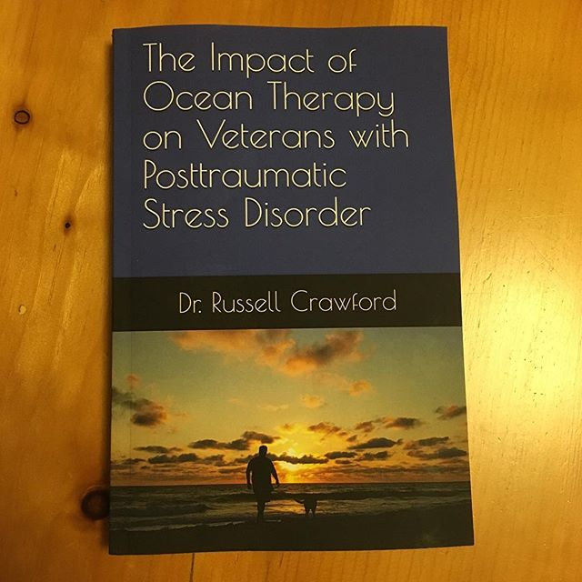 Copy of Dr. Crawford's new book just arrived in the mail. Excited to read it.