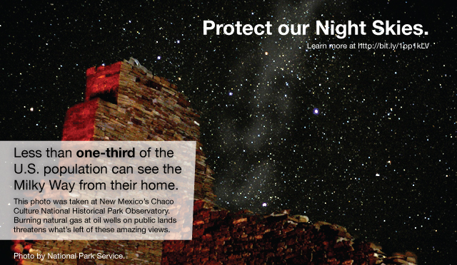 Night Sky at Chaco
