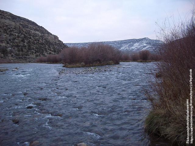 San Juan River New Mexico by David copy