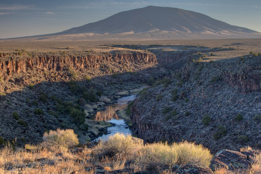 Rio Grande del Norte NM BLM Photo