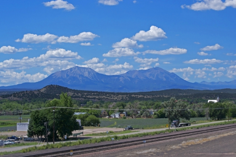 Walsenberg, Colorado