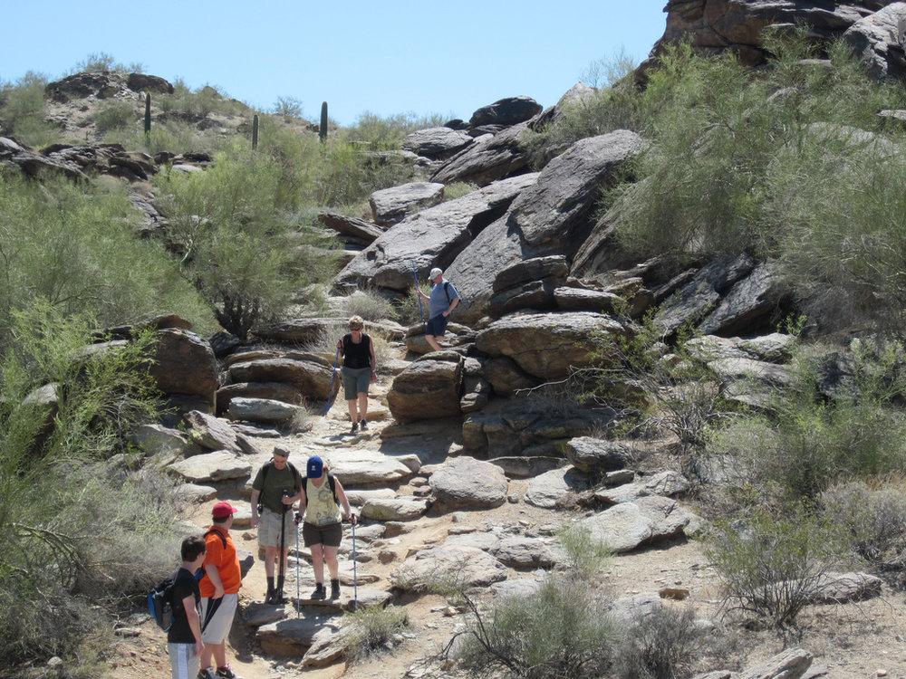 Mormon Trail Arizona | Photo: CC by 2.0 Take A Hike AZ