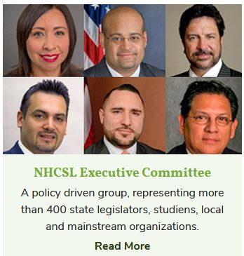 Utah State Rep. Wheatley is on the Executive Committee of the National Hispanic Caucus of State Legislators.