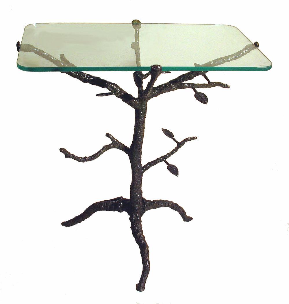 Giacometti Tables EXCALIBUR BRONZE FINE ART FOUNDRY : SquareTreeA from exnyfoundry.com size 1000 x 1055 jpeg 112kB