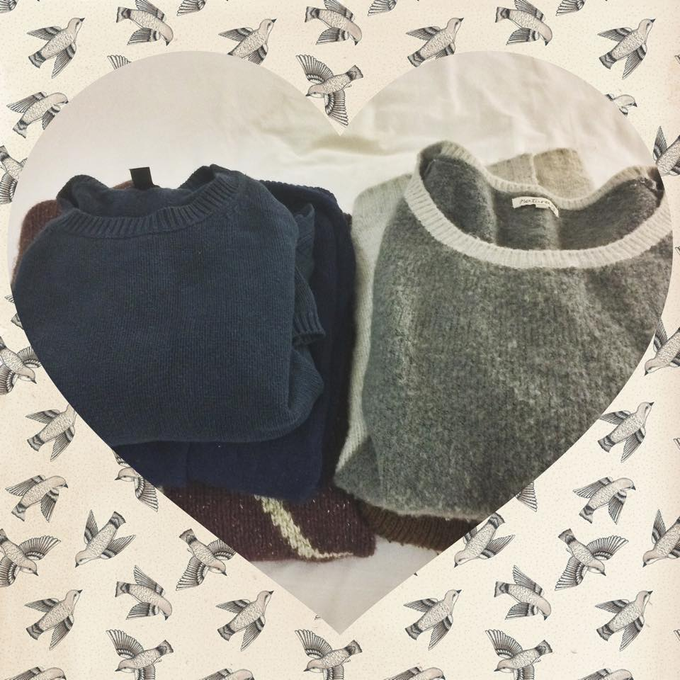 I <3  ️ sweaters!
