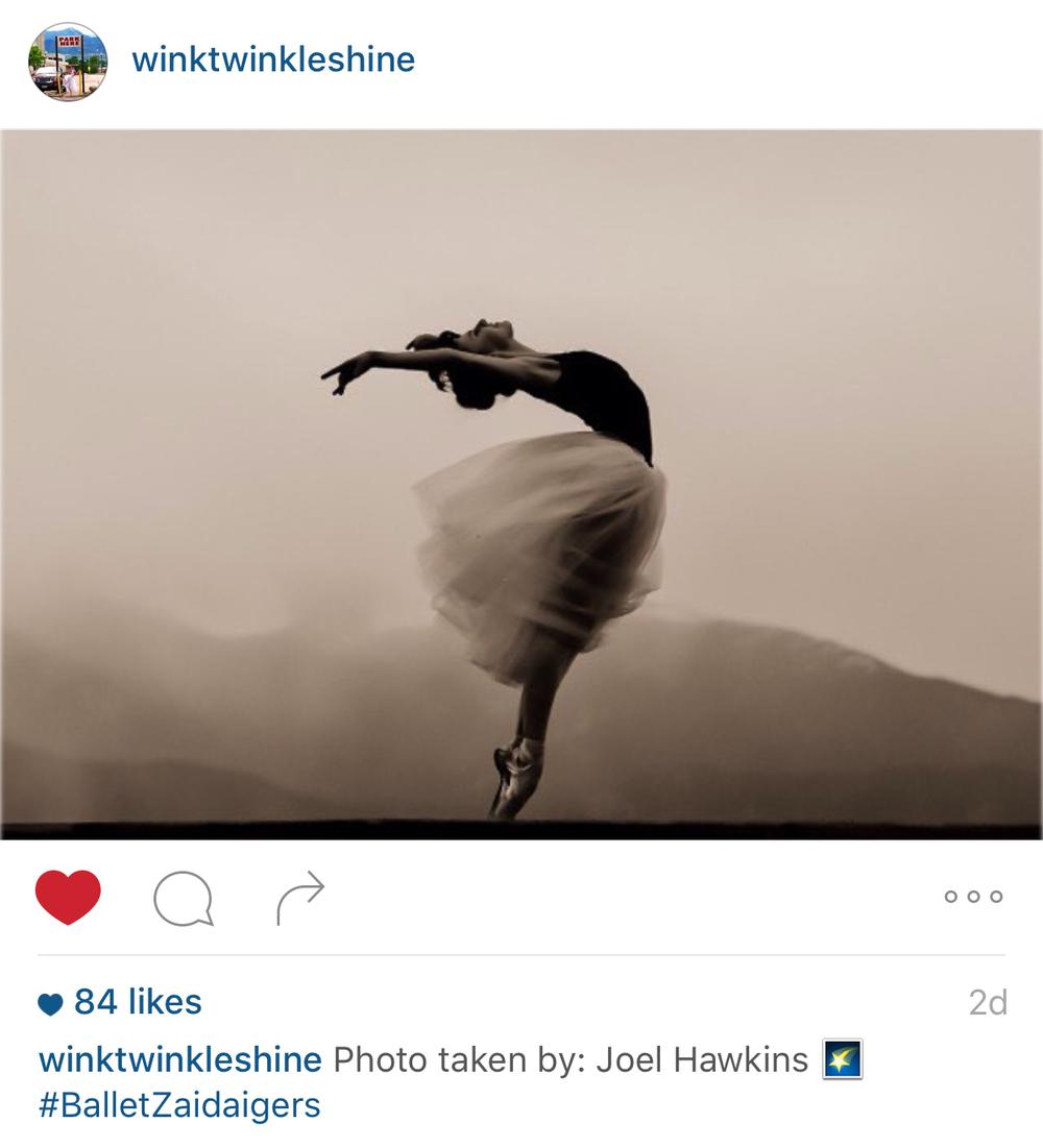 Dancer - WinkTwinkleShine Photographer- Joel Hawkins