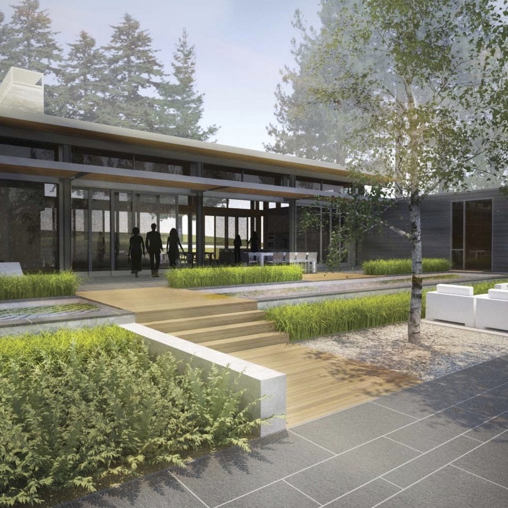New Modern Residence, SW Portland<br><br><em>- Scott | Edwards Architecture, FQ Designs Group, 2.Ink Studio -</em>
