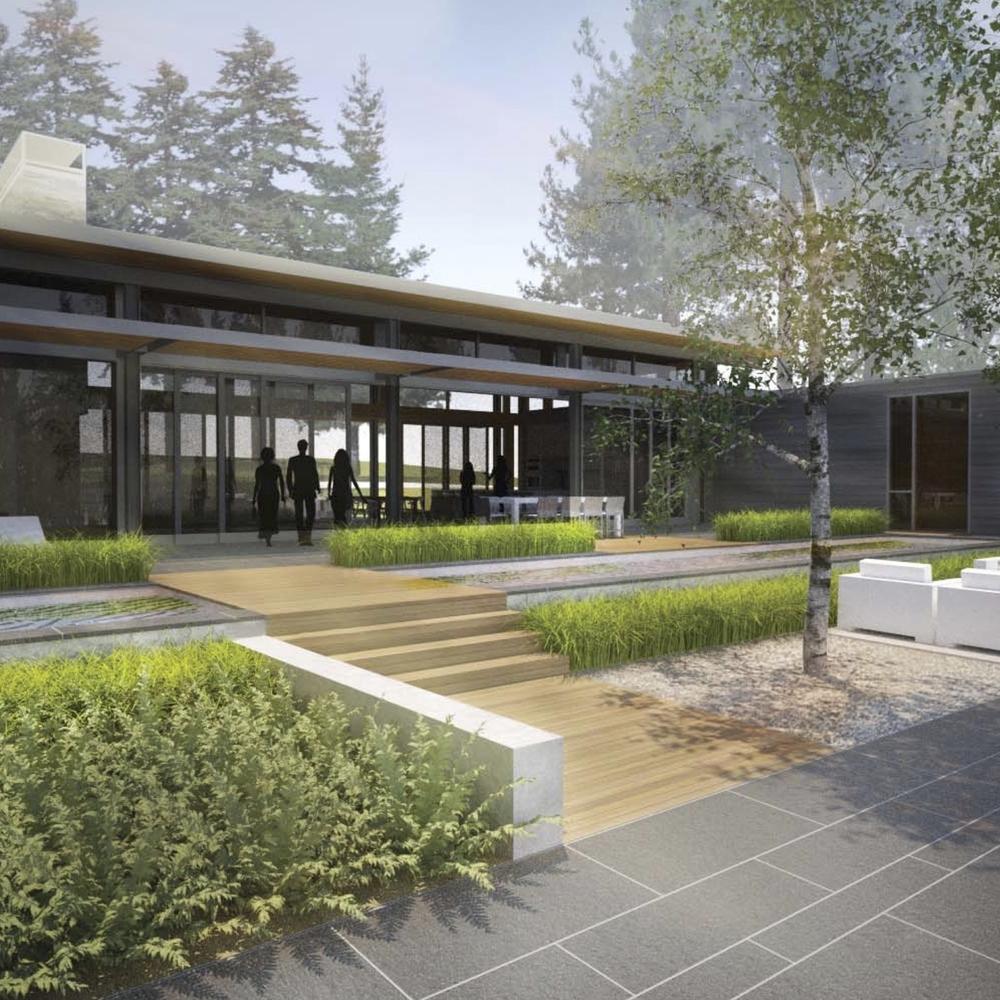 New Modern Residence, SW Portland<br><br><em>- Scott   Edwards Architecture, FQ Designs Group, 2.Ink Studio -</em>