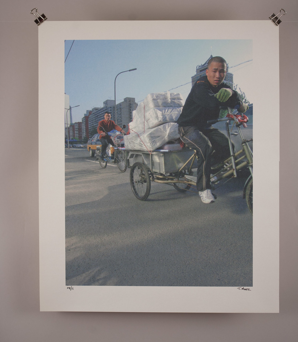 Cheap Shots: Beijing Bicyclist