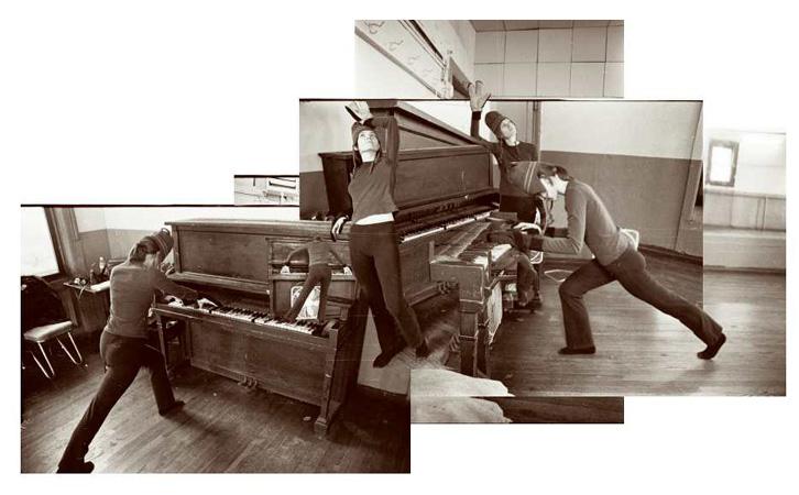 S, Robot - Piano, 2003