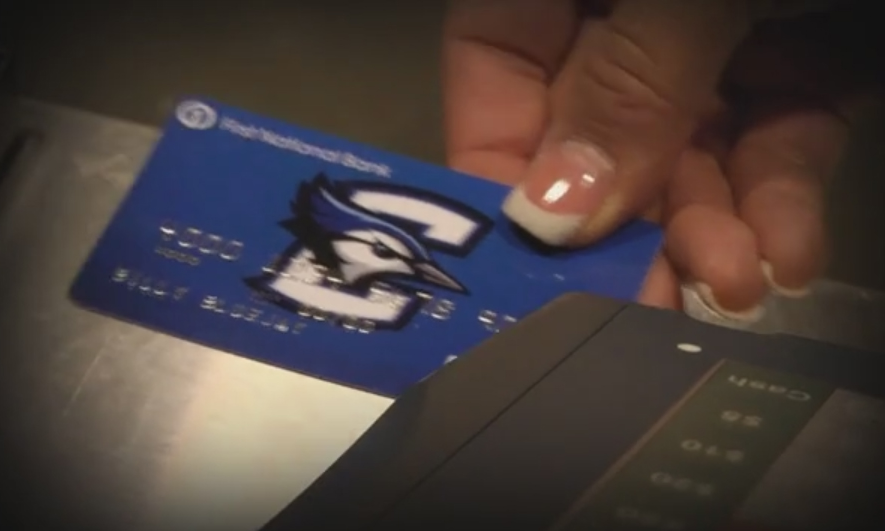 First National Bank Debit Card