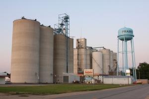 """Prairie City Iowa"" by Mattofwashington - Own work. Licensed under CC BY-SA 3.0 via Commons - https://commons.wikimedia.org/wiki/File:Prairie_City_Iowa.jpg#/media/File:Prairie_City_Iowa.jpg"