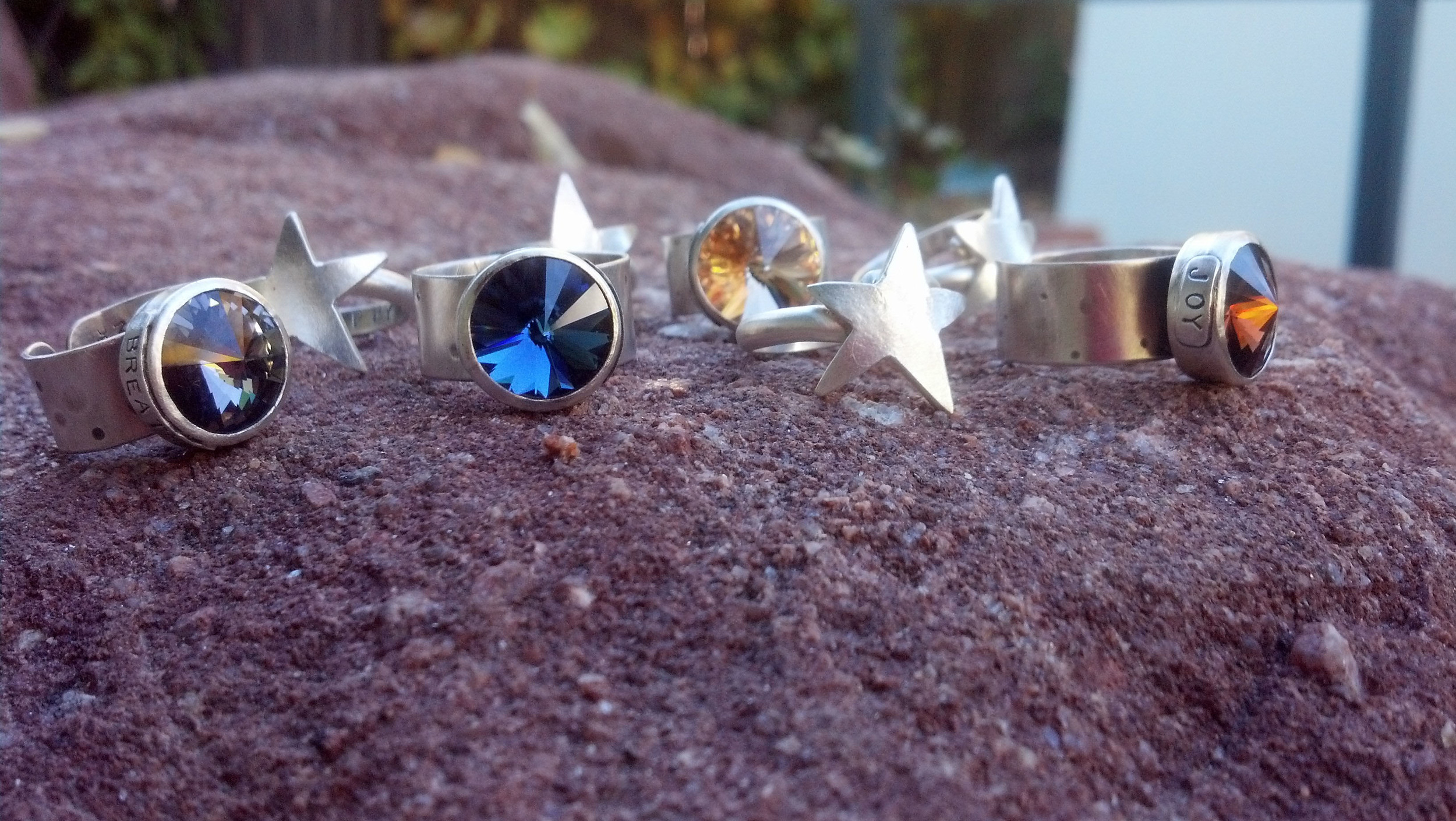 spellbound star rings