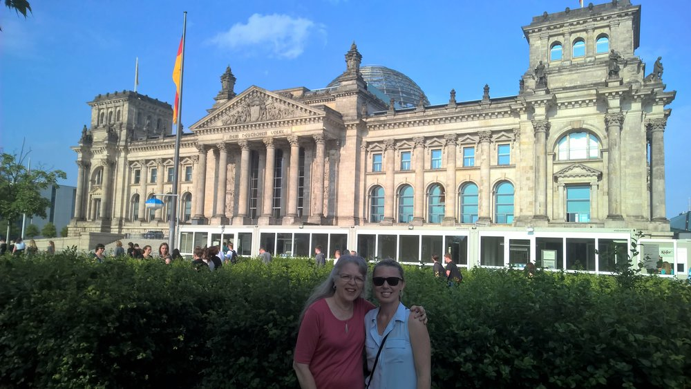 Hitler's headquarters.