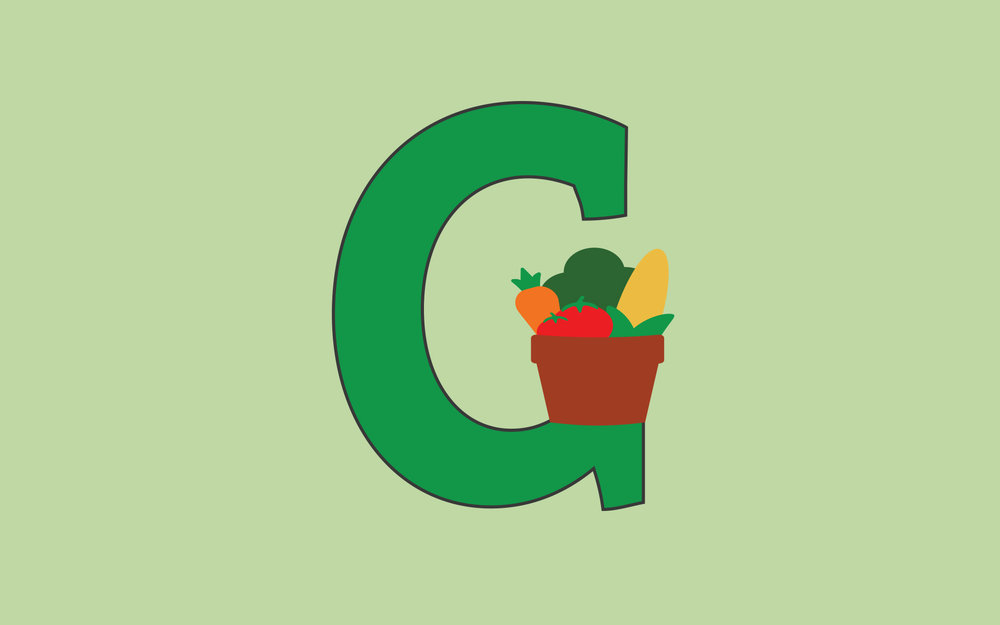 Gardopia Gardens - Owner and philanthropist Stephen Lucke requested a new brand identity to be used for his educational non-profit dedicated to inner city gardening and wellness.